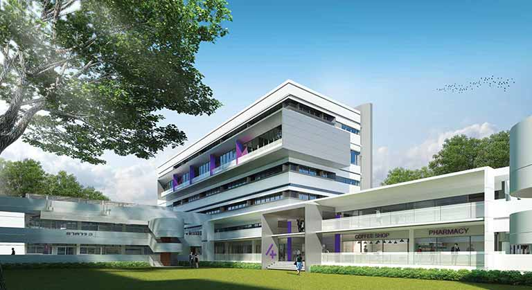 DENTAL CLINIC FOR UNDERPRIVILEGED FACULTY OF DENTISTRY, CHIANG MAI UNIVERSITY